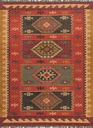 cabin area rugs rug lake house 5x7