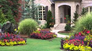 Small Picture Landscape Border Ideas Cheap For Garden Beautiful Flower