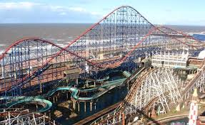Off blackpool pleasure beach