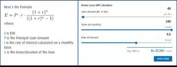 What Are Easy Formula To Calculate Emi Quora