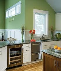 Kitchen Wainscoting Kitchen With Wainscoting And Sage Walls Decorating Your House