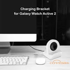 Giá Đỡ Sạc Đồng Hồ Thông Minh Samsung Galaxy Watch Active 2 tại Nước ngoài