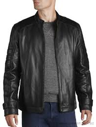 mens marc new york andrew marc moto leather jacket wbw4z