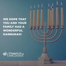 Menorah Rehabilitation We Hope That You And Your Family Had A Wonderful Hanukkah