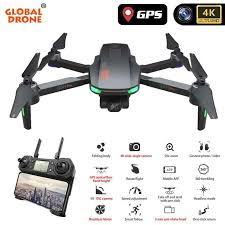 <b>GD91 Pro Drone</b> With 4K Camera HD Optical Flow Positioning GPS ...