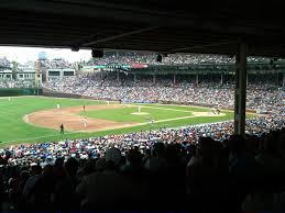 Wrigley Field Covered Seating Chart Shaded And Covered Seating At Wrigley Field Rateyourseats Com