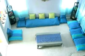 floor cushions. Floor Seating Ideas Living Room Cushions Gorgeous