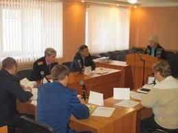 Чусовской городской суд Пермского края 12 декабря 2017 года в Чусовском городском суде состоялся совместный прием граждан