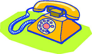 Image result for clipart TELEPHONE