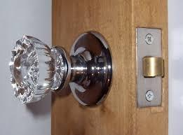 Contemporary Door Knob Latch Set : Modern Contemporary Door Knobs ...