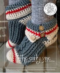 Sock Monkey Pattern Custom Ravelry Sock Monkey Slippers Pattern By Andrea Campbell