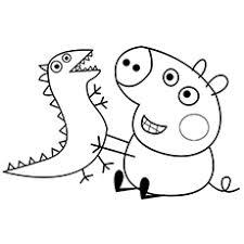 Top 15 Peppa Pig Kleurplaten Voor Uw Kleintjes Momjunccom