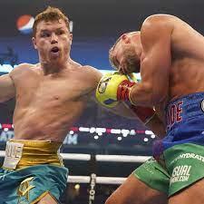 Canelo Álvarez stops Billy Joe Saunders to unify WBA, WBC and WBO super  middleweight titles – as it happened | Sport