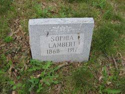 Sophia Mae Howard Lambert (1868-1917) - Find A Grave Memorial