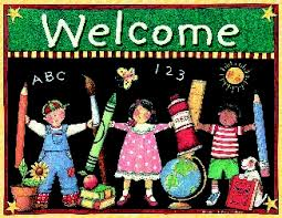 Welcome Chart Images Kids Welcome Chart