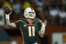 Ken Dorsey Was The Perfect Quarterback For The Hurricanes - State ...