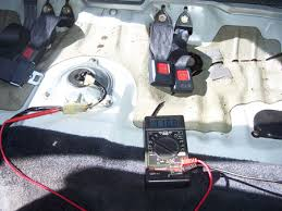 fuel kill switch verify the fuel pump wire