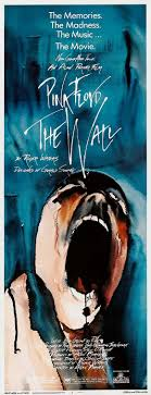 pink floyd the wall poster artist