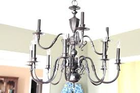paint brass chandelier can you believe the difference that ma this chanlier finitely need to be paint brass chandelier