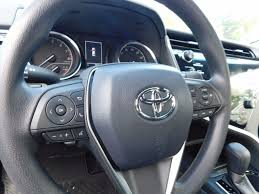 2018 New Toyota Camry LE Automatic at Toyota of Fayetteville ...