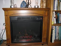 classic flame lancaster rolling fireplace