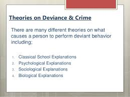 Biological Theory Biological Theory Of Crime