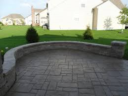 Small Picture Best 25 Stamped concrete patios ideas on Pinterest Concrete