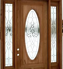 front doors with side panels stained glass front doors