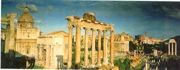 Реферат Древний Рим ru Город Рим основанный 19 апреля 735 г до н э вначале был скромным посёлком но со временем он набирал всё большую силу и впитывал лучшие творческие
