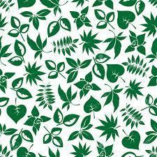 Dark Green Foliage Seamless Background ...