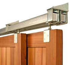 wall mount sliding door hardware ceiling mounted barn door track medium size of ceiling mounted sliding