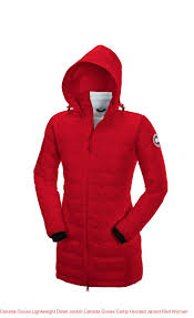 Canada Goose Lightweight Down Jacket Canada Goose Camp Hooded Jacket Red  Women – Canada Goose Outlet Online,Canada Goose Jackets On Sale Free  Shipping!