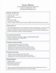Sample Resume For Fresher Mechanical Engineering Student Beautiful
