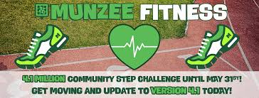 we also have more than a dozen new fitness badges as well as a munity step challenge through the end of the month read on to learn more