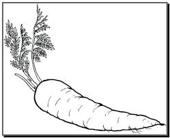 Tổng hợp tranh tô màu củ cà rốt siêu ngộ nghĩnh cho bé - Tranh Tô Màu cho bé