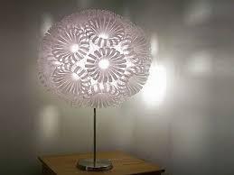 milk bottle lamp chandelier by tejo remy