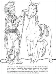 native horse coloring page top native coloring pages free coloring page free native american mandala coloring pages