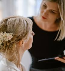 wedding makeup artist and professional hair stylist