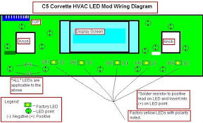 C5 Corvette Bulb Chart Full List Of C5 Led Bulb Information Corvetteforum