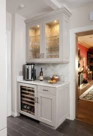 bar cabinet with wine fridge. Grey Country Kitchen Traditional Dc Metro Throughout Bar Cabinet With Wine Fridge
