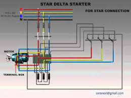 star delta wiring diagram motor start y star image star delta starter for star connection elec eng world on star delta wiring diagram motor start
