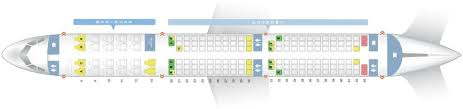 Egyptair Seating Chart Egyptair Fleet Airbus A321 200 Details And Pictures
