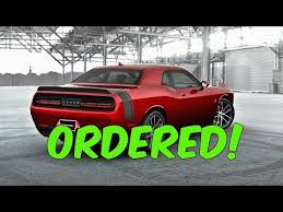 2018 dodge 392.  2018 2018 dodge challenger rt 392 scat pack ordered intended dodge