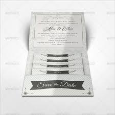 Invitation Downloads Mesmerizing 48 Pocket Wedding Invitation Templates Free Sample Example