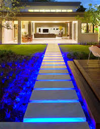 chic led lights for outdoors creative ideas for outdoor garden lighting with decorative led lights
