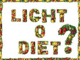 Resultado de imagen para imagenes de alimentos light y diet
