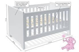 Baby Mattress Dimensions Mattress Kitchen