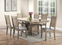Wine rack dining table Mini Bar Pc Dining Table Set Overstock Pc Dining Table Set Rustic Oak Finish Silver Dining Table Set