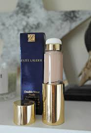 so after the launch of double wear makeup to go last year estee lauder climbs aboard the cushion foundation wagon to add double wear cushion stick