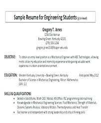 Objective For A Resume Enchanting Career Objective Resume Examples Elegant Work Of Resumes In Example